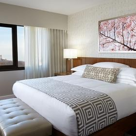 The District by Hilton Club Bedroom