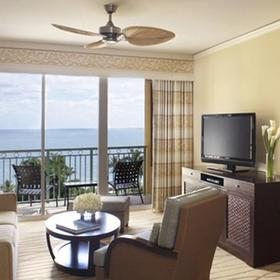 The Ritz-Carlton, Key Biscayne Living Area