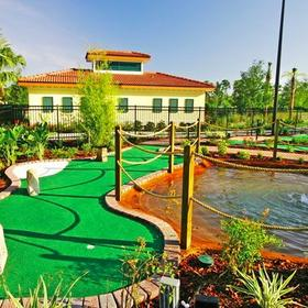 Holiday Inn Club Vacations at Orange Lake Resort - East Village Minigolf