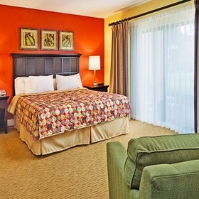 Holiday Inn Club Vacations at Orange Lake Resort - North Village Bedroom