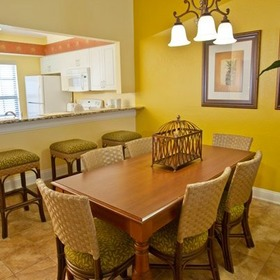 Holiday Inn Club Vacations at Orange Lake Resort - North Village Dining Area