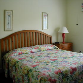 Wyndham Patriots' Place - Unit Bedroom