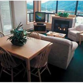 WorldMark Sundance - Unit Living Area