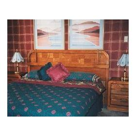 Bedroom at the DCR Resorts