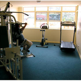 WorldMark Port Macquarie - Exercise Facility