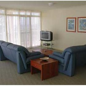 WorldMark Port Macquarie - Unit Living Area