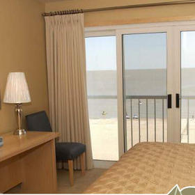 One bedroom suite (beach view)