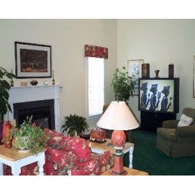 The Townes at King's Creek Plantation - Unit Living Area