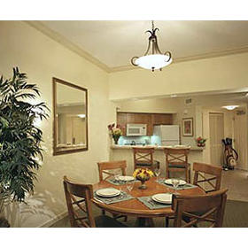 Marriott's Villas at Doral - Unit Dining Area