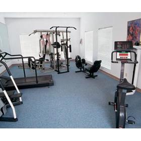 The Suites at Fall Creek - Exercise Facility