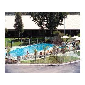 Pool at the Murray Valley Resort