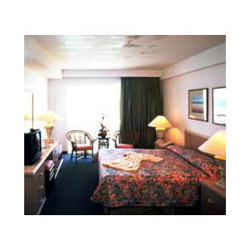 Hilton Suites - Unit Bedroom