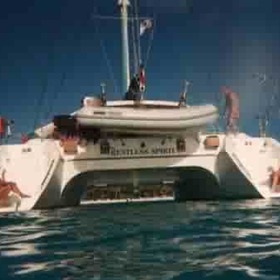 Trade Winds Cruise Club Virgin Islands - Catamaran