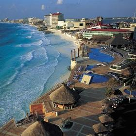 Krystal International Vacation Club Cancun - beach