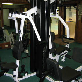 Exercise room at Loreley