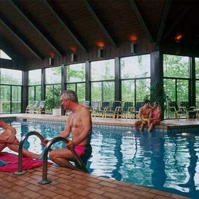 Wyndham Resort at Fairfield Glade - Indoor Pool