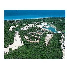 Occidental Caribbean Village Playacar: arial view