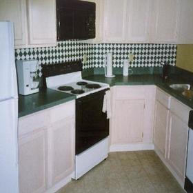 Varsity Clubs of America - South Bend Chapter - Unit Kitchen