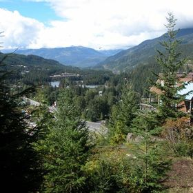 Whiski Jack at Whistler Creek - View From Resort