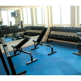 Gym at Rancho Banderas