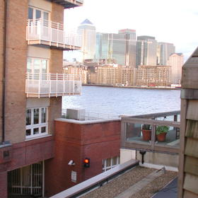 Odessa Wharf - View From Balcony