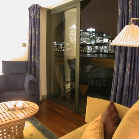 Odessa Wharf - View From Living Area
