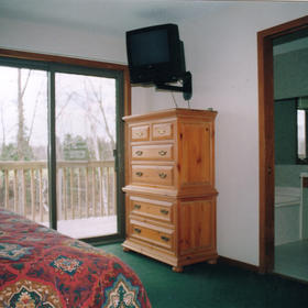 Eaglewood at Ruttger's Sugar Lake Lodge - Unit Bedroom
