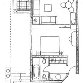 Paradisus Punta Cana - Unit Floor Plan