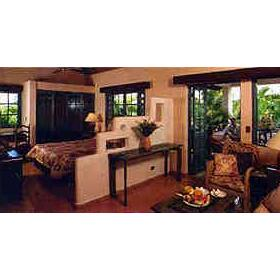 Occidental Caribbean Village Club on the Green - Unit Living Area