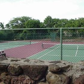 Ke Nani Kai - Tennis Courts