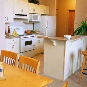 Sunset Resorts - Kitchen in a unit