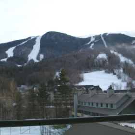 Village of Loon Mountain Lodges - View From Unit