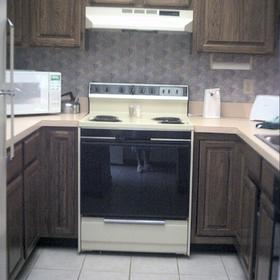 Tree Tops Resort of Gatlinburg - Unit Kitchen