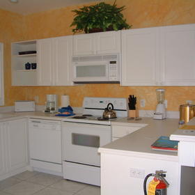 Morritt's Grand Resort - Unit Kitchen