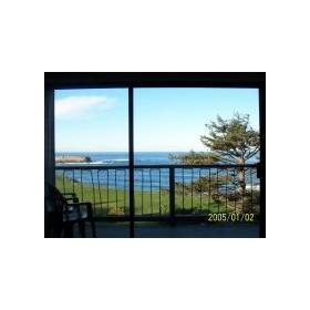 The Inn at Otter Crest - View From Unit