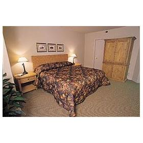 Carriage Hills Resort - Unit Bedroom