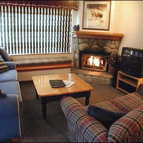 Whistler Vacation Club at Lake Placid Lodge - Unit Living Area