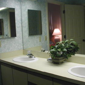 Brigantine Quarters - Unit Bathroom