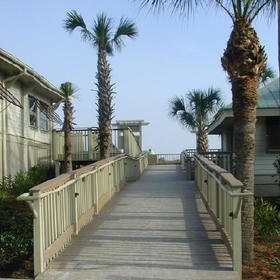 Brigantine Quarters - Beach Access