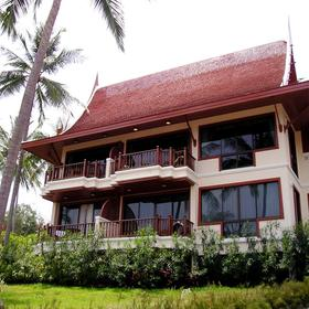 Villa at Samui Peninsula Spa & Resort
