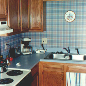 Oakmont Resort - Unit Kitchen