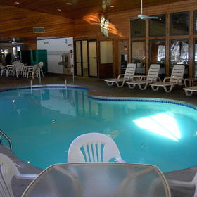 Landmark Resort - Indoor Pool