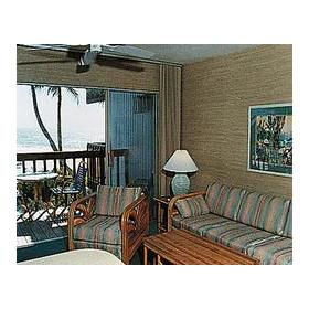 Lahaina Inn Resort - Inside a Unit