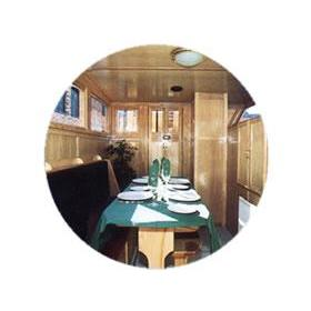 Dining Room on Board