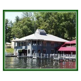 The Lodges at Cresthaven - Boathouse Restaurant