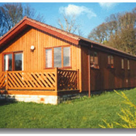 Trewince Manor - One of three styles of lodges