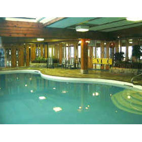 The Royal Harbour Resort - Indoor Pool