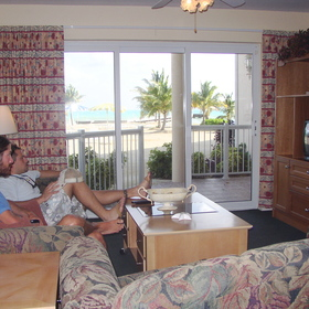Grand Caymanian Resort - living room