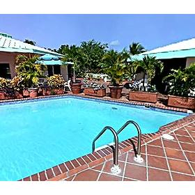 Magens Point Resort - Pool