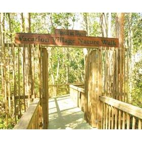Parkway International Resort - Nature Trail